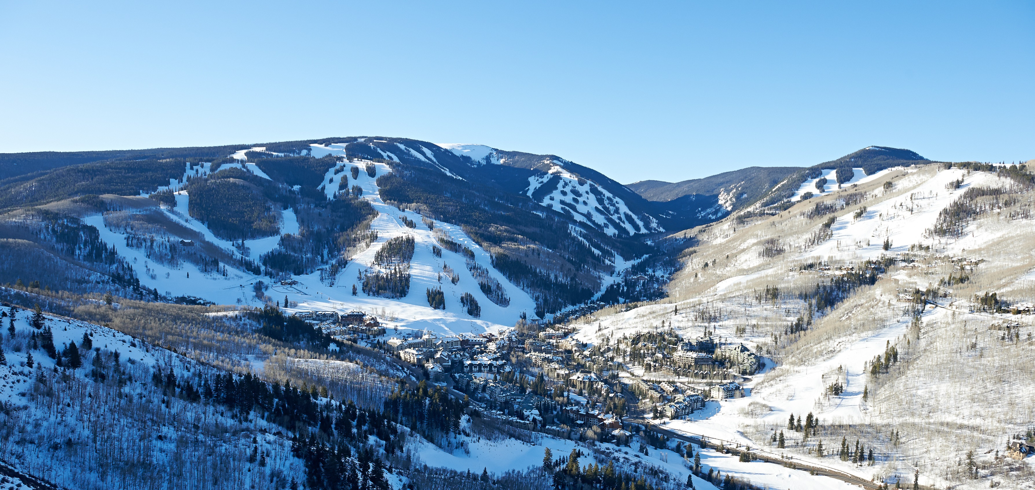Beaver Creek Arial View